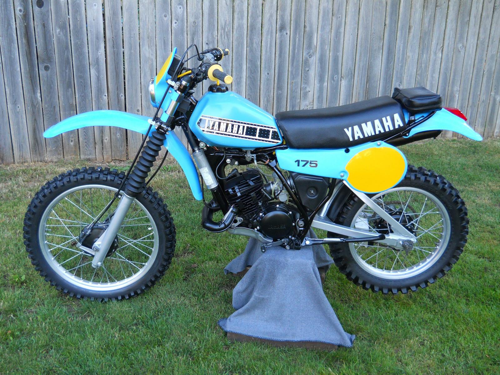 Yamaha IT175 -1980