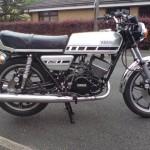 Yamaha RD250D - 1978