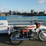 Yamaha RD350R5 - 1971