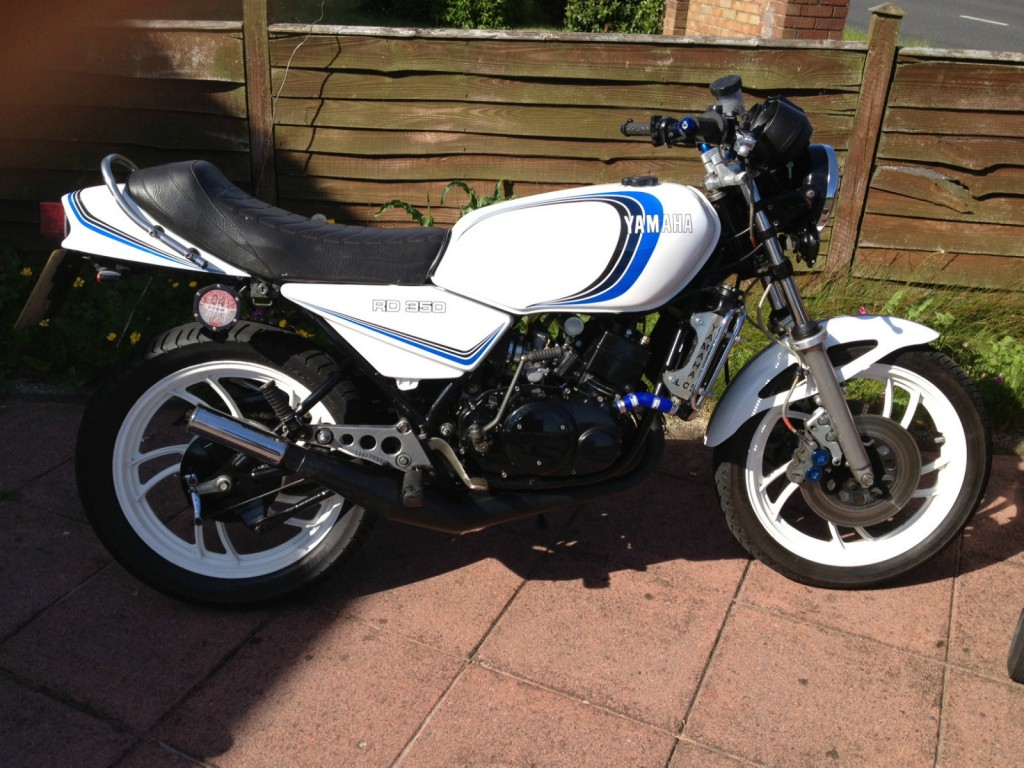 Yamaha RD350LC - 1981 - Restored Classic Motorcycles at