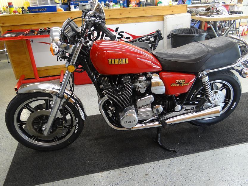 Yamaha XS1100 - 1979
