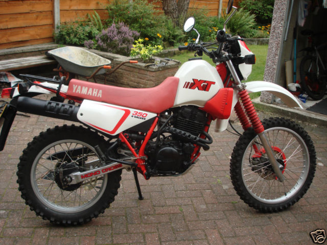 Yamaha XT350 1990-1993 Restriction - All Revealed Within ...