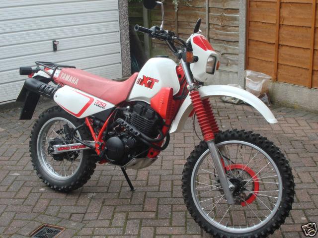Yamaha XT 350: Motorcycle Parts | eBay