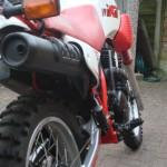 Yamaha XT350 - 1990