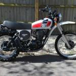 Yamaha XT500 - 1976
