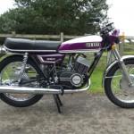 Yamaha YR5 350 - 1972