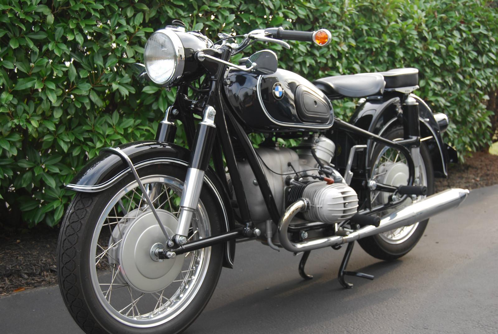 restored bmw r60 2 1962 photographs at classic bikes. Black Bedroom Furniture Sets. Home Design Ideas