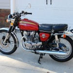 Honda CB450 - 1974