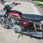 Honda CB750 - 1976