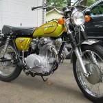 Honda CL350 - 1972