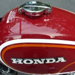 Honda CL450 - 1972