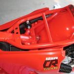 Honda CR125R Red Rocket - 1979