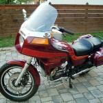 Honda GL700 Silverwing - 1984