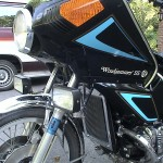 Honda Goldwing GL1000 - 1977