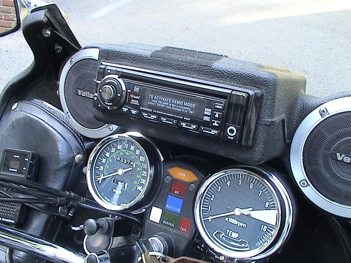 Honda Goldwing GL1000 - 1977