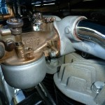 Indian Four - 1941 - Carburettor.