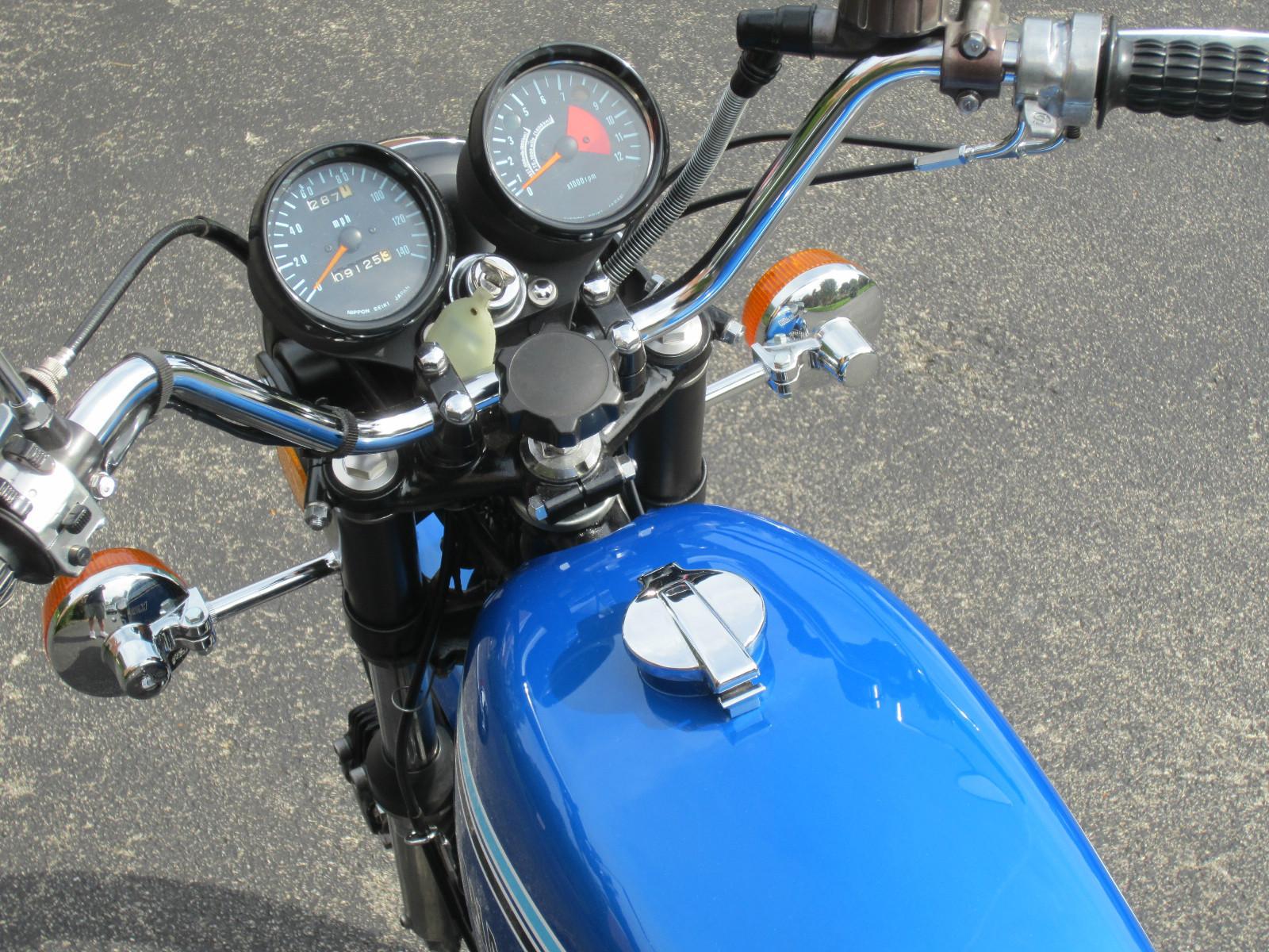 Kawasaki H2 -1972
