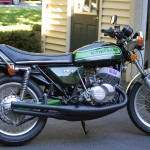 Kawasaki H2 750 - 1974