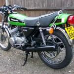Kawasaki KH250 B4 - 1983