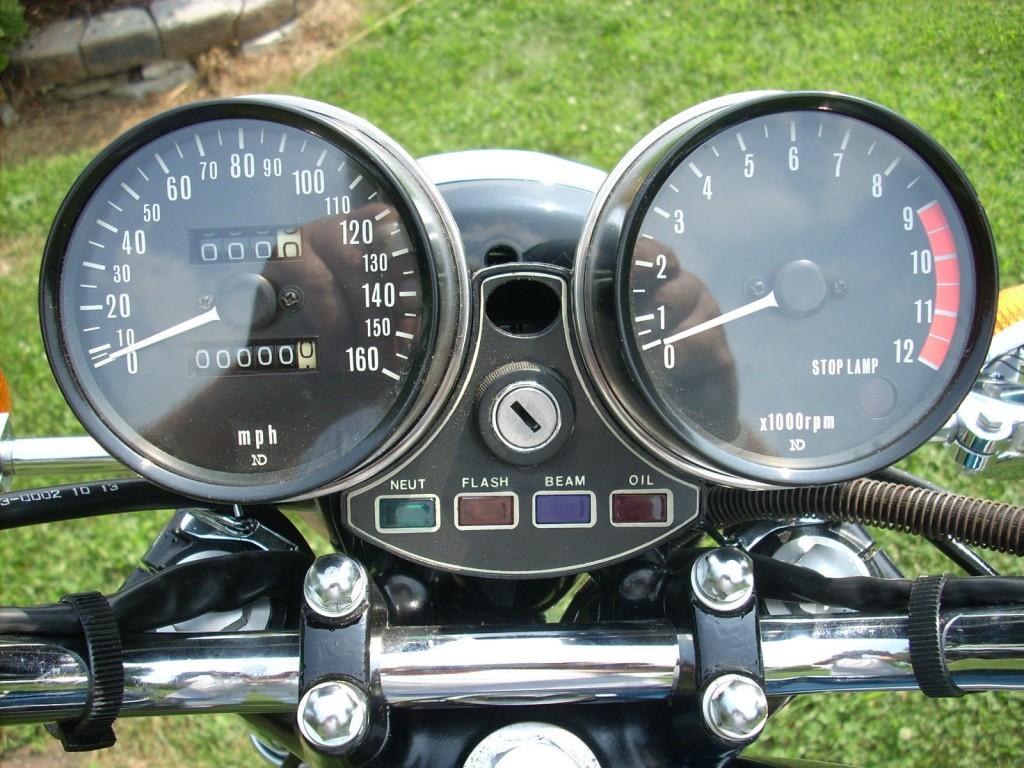 Kawasaki Z1b 1975 Restored Classic Motorcycles At Bikes Restored Bikes Restored