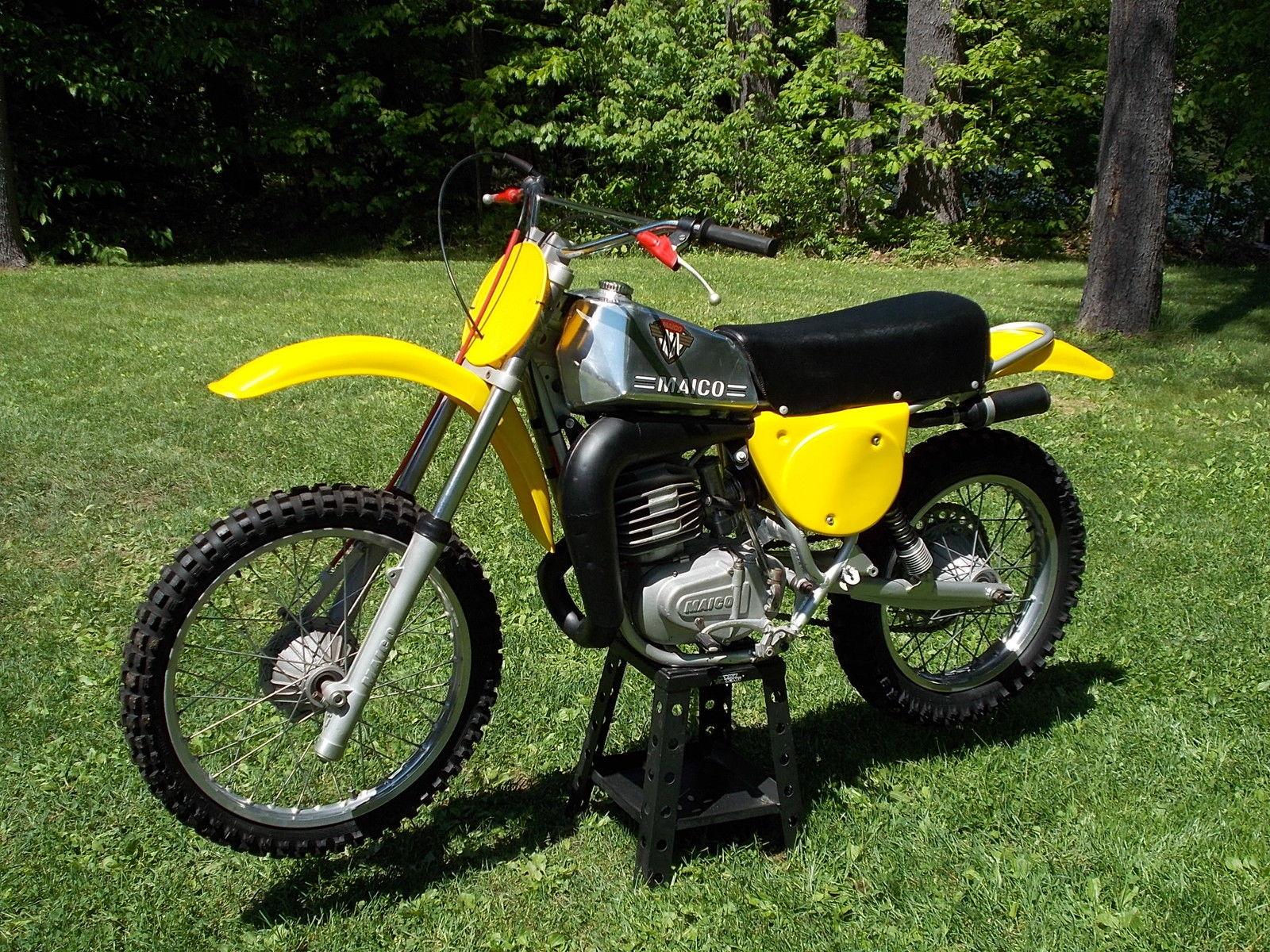 Maico Ehd 10 : restored maico 250aw 1976 photographs at classic bikes restored bikes restored ~ Frokenaadalensverden.com Haus und Dekorationen