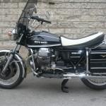 Moto Guzzi T3 California - 1979