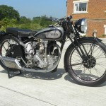 Norton CJ Special - 1933