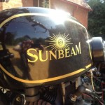Sunbeam Model 9C - 1933
