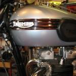 Triumph T110 - 1954