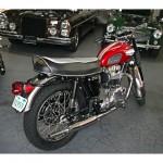 Triumph Bonneville T120 - 1968