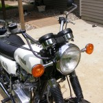 Yamaha XS650 - 1975