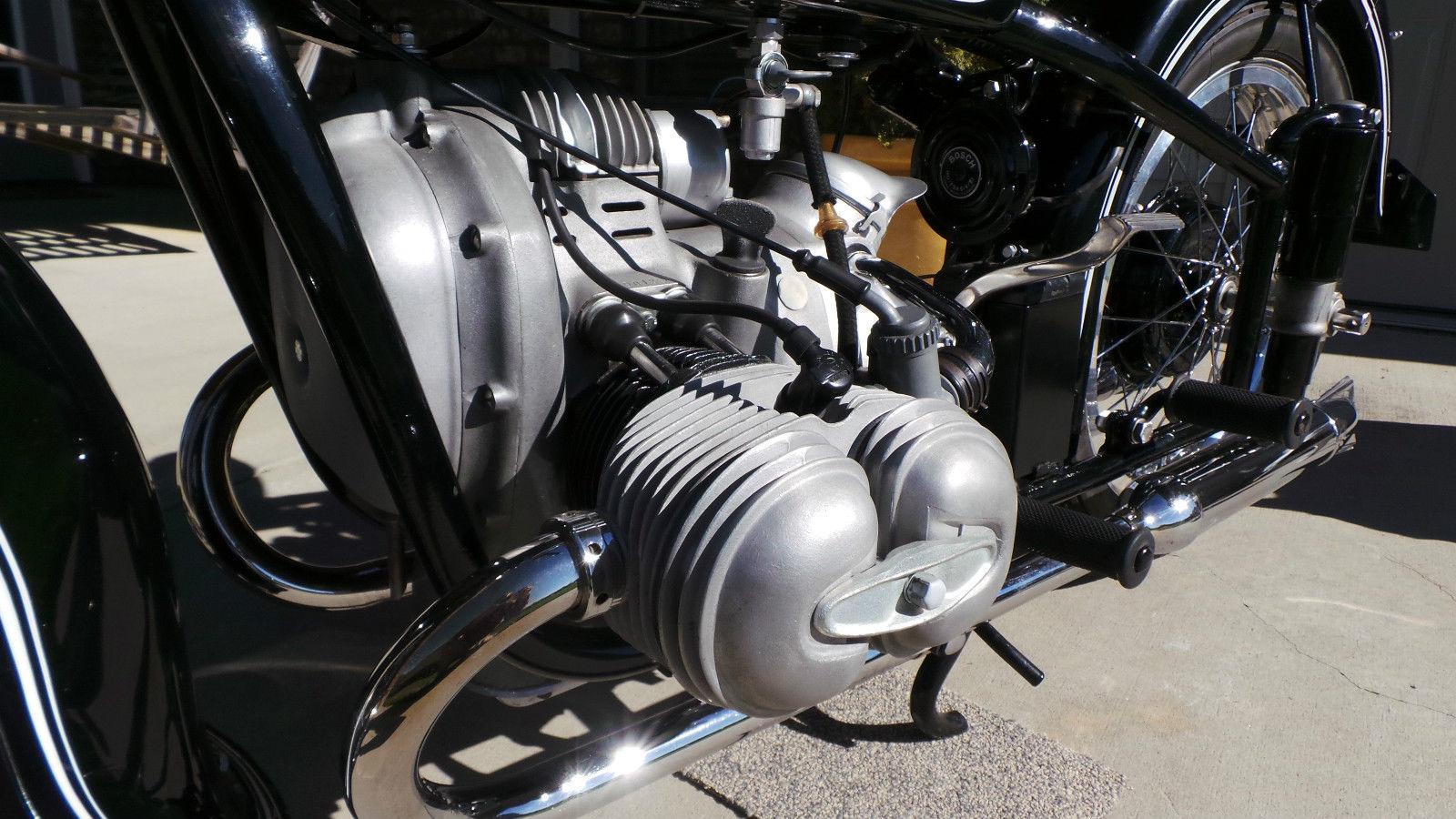BMW R51/2 - 1950