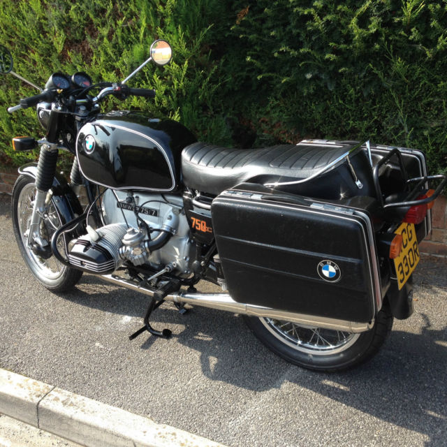 Bmw R75 7 1977 Restored Classic Motorcycles At Bikes