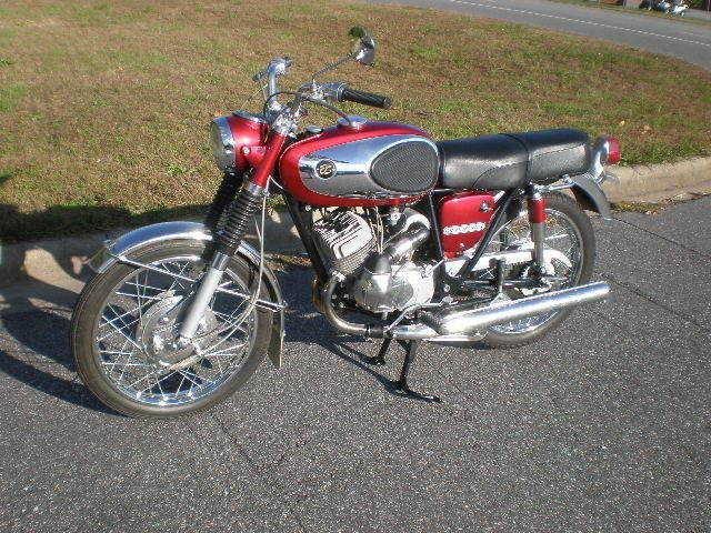 Bridgestone DT175 - 1967