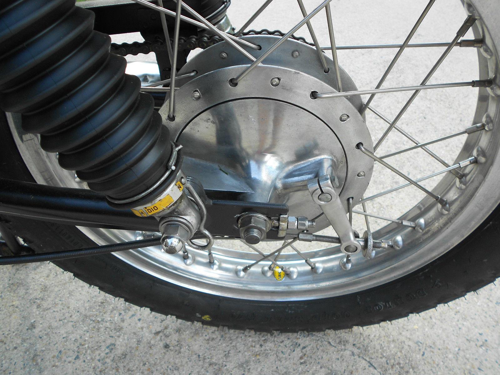Ducati 350 Scrambler - 1969