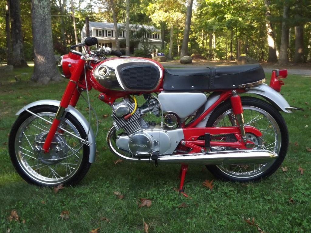 restored honda cb160 1965 photographs at classic bikes restored bikes restored. Black Bedroom Furniture Sets. Home Design Ideas