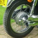 Honda CB500 - 1973