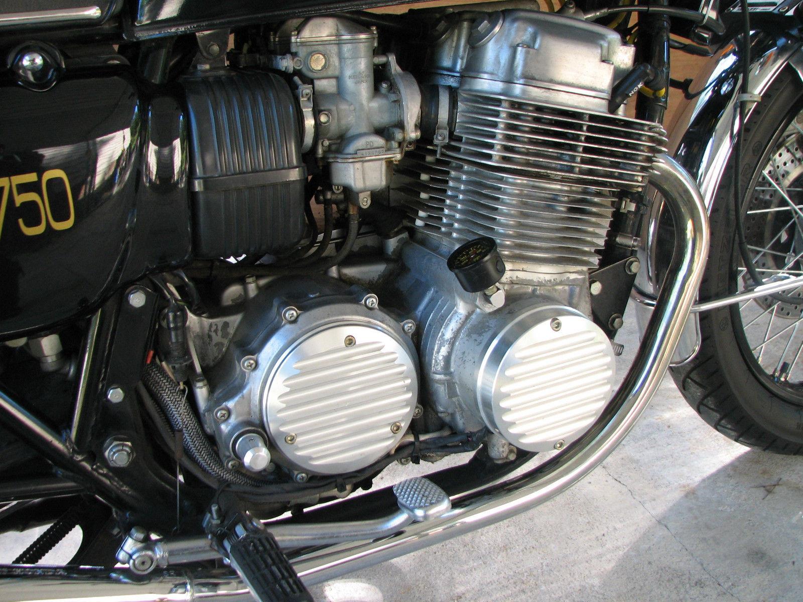 Honda CB750 - 1977