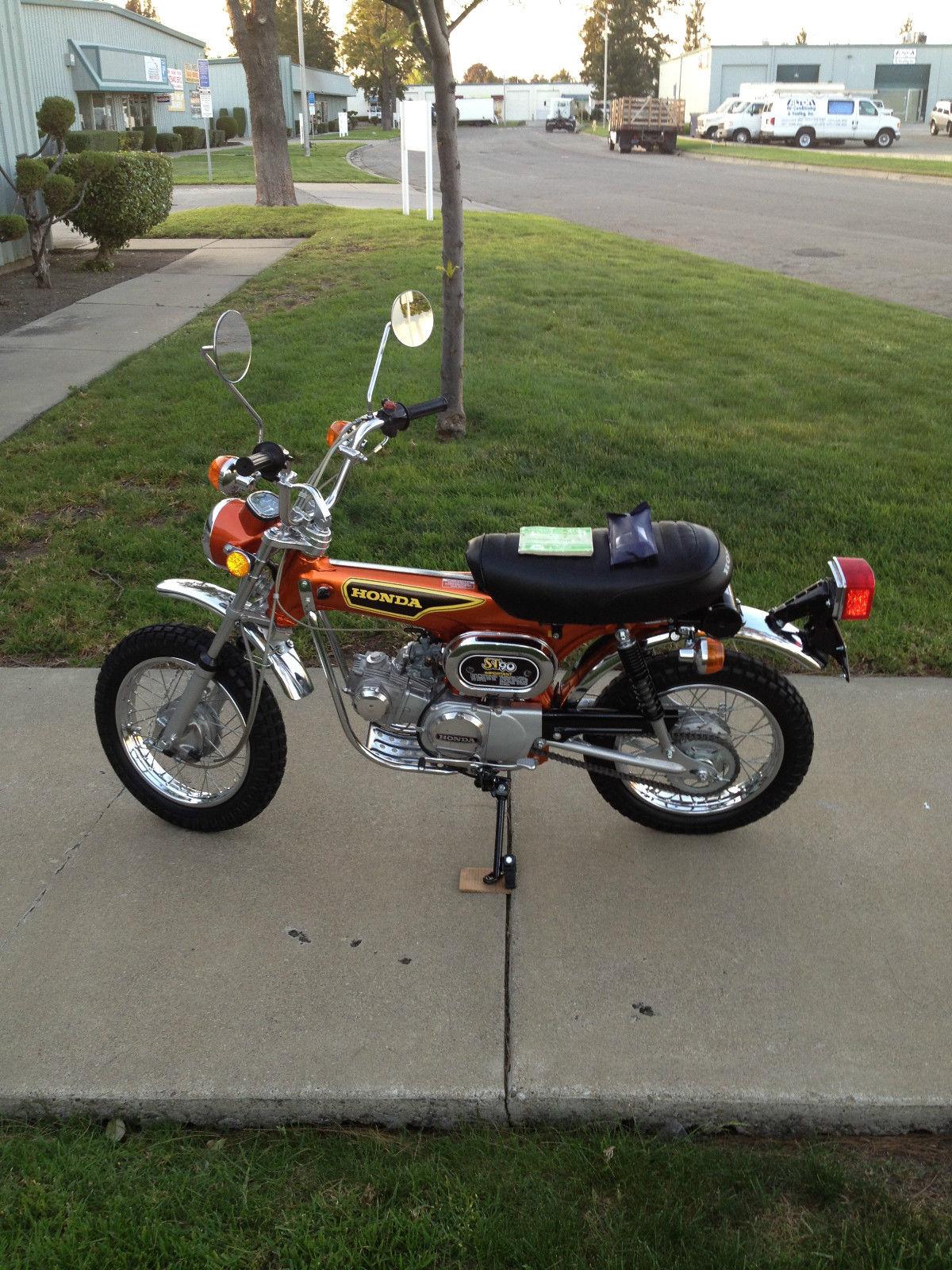 Honda CT70 - 1975