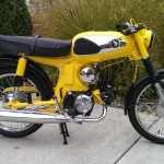 Honda S90 - 1966