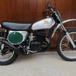 Honda CR250 Elsinore - 1973