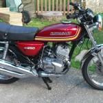 Kawasaki KH250 - 1976