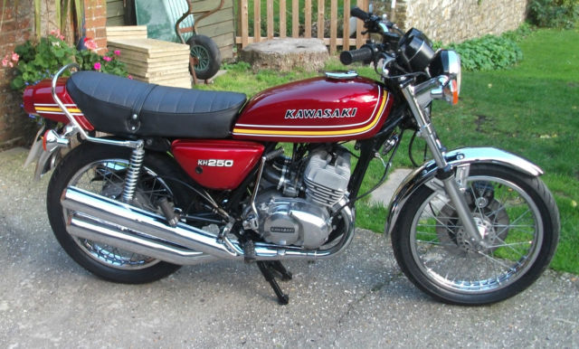 Kawasaki Kh For Sale Ireland