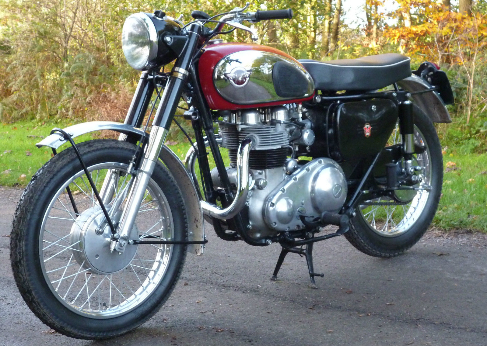 Matchless g 11 csr for sale 1958 on car and classic uk c544589 - Matchless G12 1960