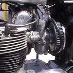 Triumph Daytona T100 - 1968