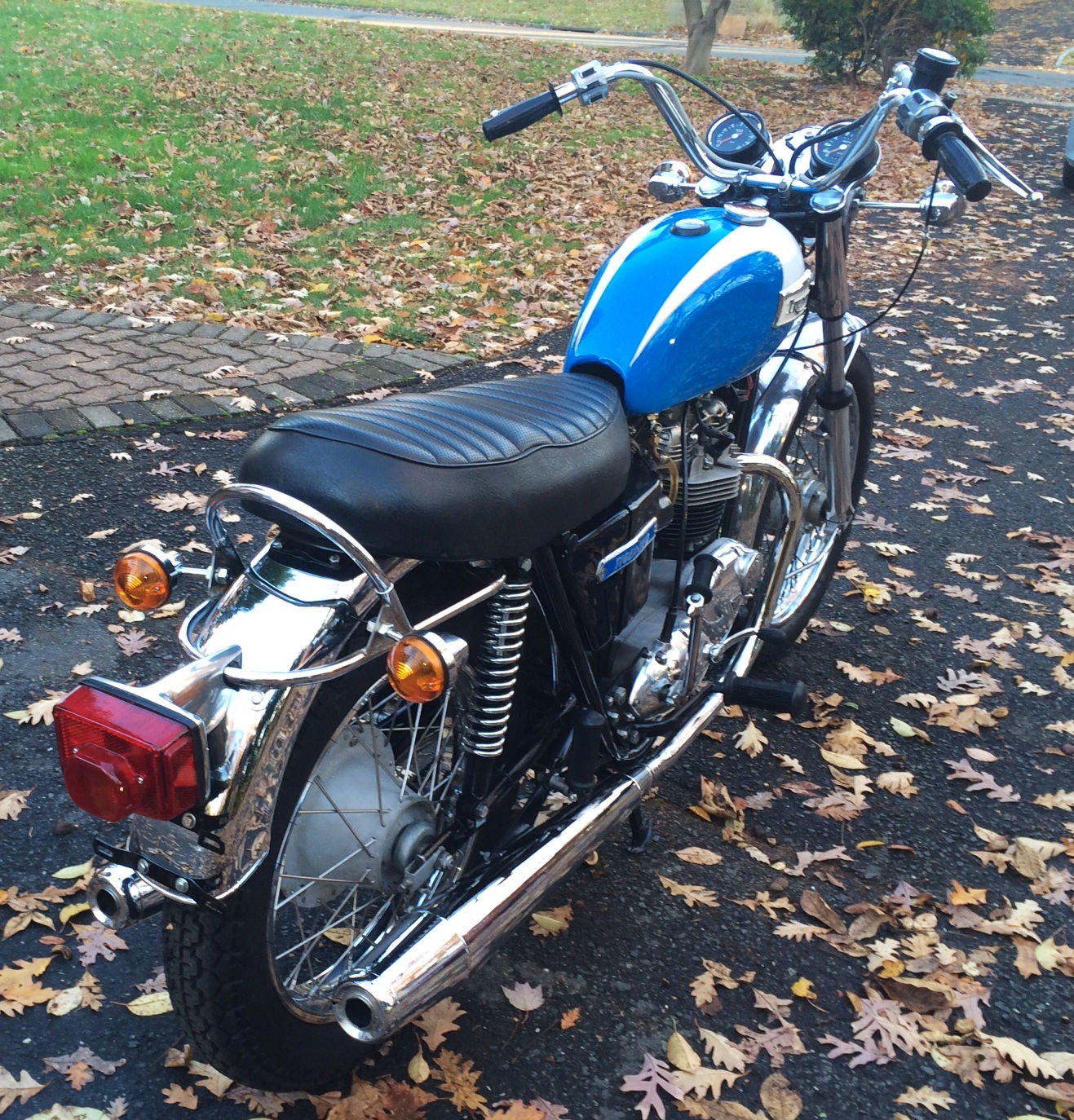 1978 Honda Cx500 Engine For Sale: 1973 Photographs At Classic Bikes