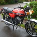 Yamaha RD200E - 1980