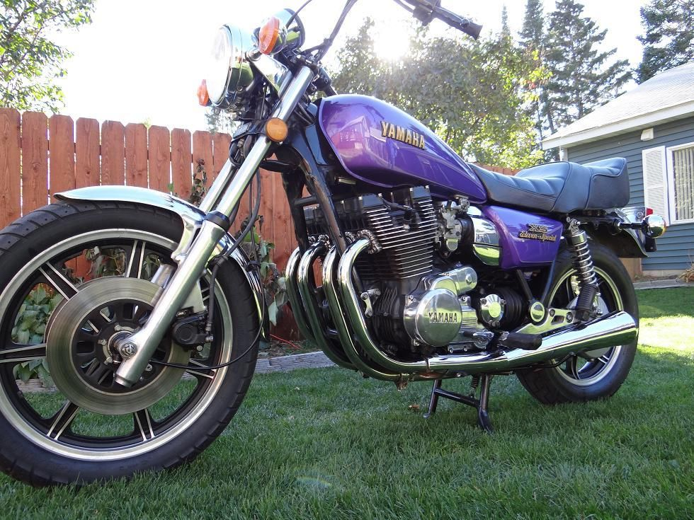 Welcome Home 1979 Yamaha XS1100SF Special! – Not Your ...