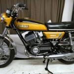 Yamaha YDS7 - 1973