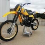 Yamaha YZ125 - 1982